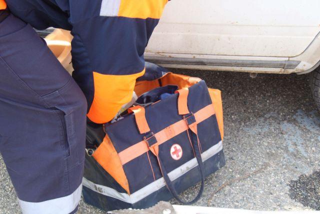 В Ставрополе спасатели оказали помощь пенсионерке, заваленной продовольственными коробками