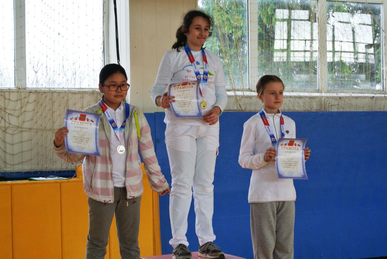 Ставропольские спортсмены завоевали 7 медалей в первенстве края по стрельбе из лука