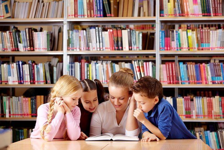 В Пятигорске школьников приглашают на фестиваль-конкурс «Неделя детской книги»