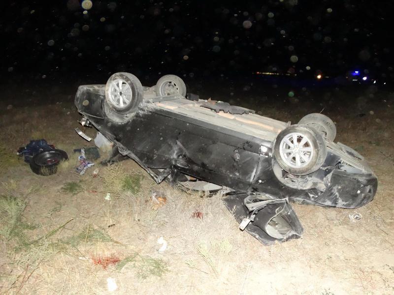 В результате дтп в ставрополе погибло 2 человека