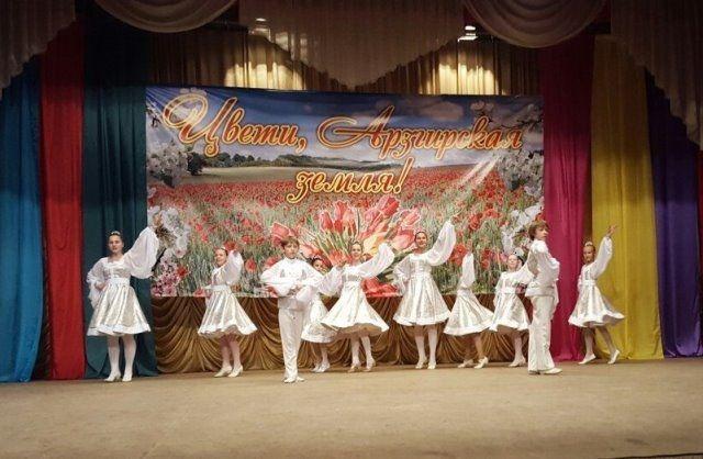 НаСтаврополье состоялся традиционный фестиваль национального искусства