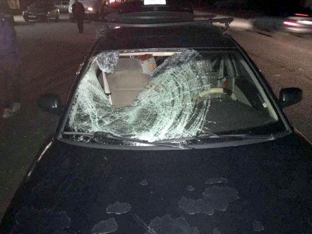 Пешеход, нарушивший ПДД, был сбит в Кировском районе