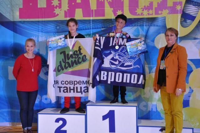 В Ставрополе за победу боролись лучшие  танцоры страны