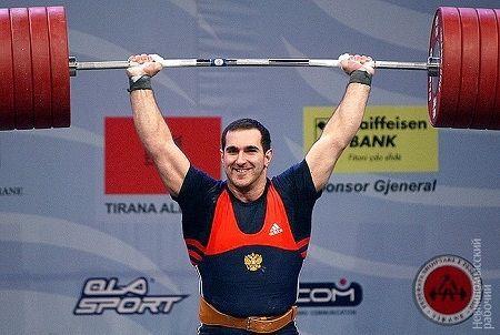 Школа олимпийского резерва по тяжелой атлетике выиграла грант в 3 миллиона рублей