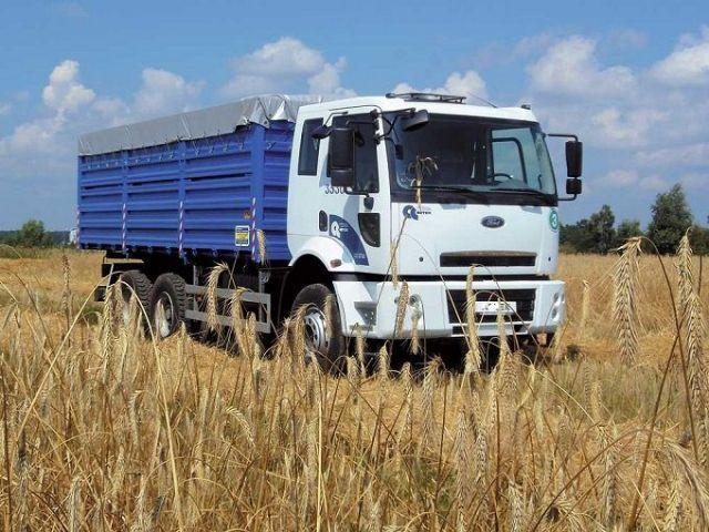 На Ставрополье задержали «КамАЗ» с 24 тоннами неучтённой пшеницы