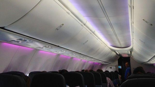 Самолёт «Москва — Владикавказ» внепланово сел в Минеральных Водах из-за курившего пассажира