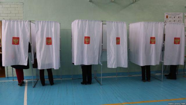 На Ставрополье Владимир Путин набрал 80,55% голосов