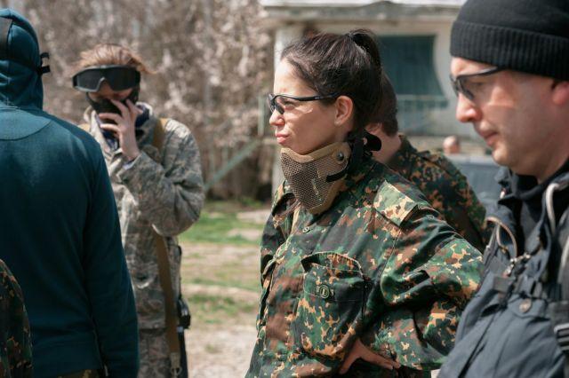 На Ставрополье прошли соревнования по тактическому многоборью, посвящённые Дню Росгвардии и юбилею СОБР