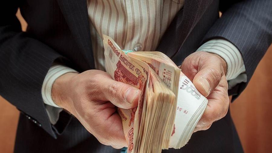 Где работают жители России ссамыми большими зарплатами