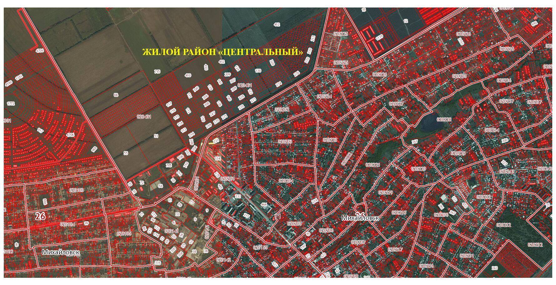 В Михайловске построят современный кампус Ставропольского государственного медицинского университета
