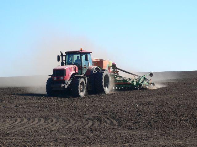 Свыше 60% яровых зерновых посеяны на Ставрополье