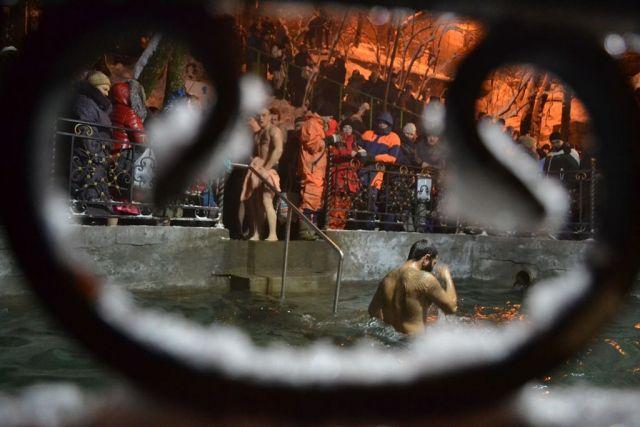 Крещенская ночь на Ставрополье прошла без происшествий