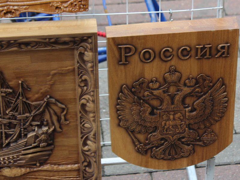В День России в Кисловодске открылась выставка-ярмарка мастеров декоративно-прикладного искусства