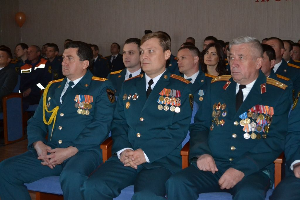 В Ставропольском крае отметили 85-летие Гражданской обороны