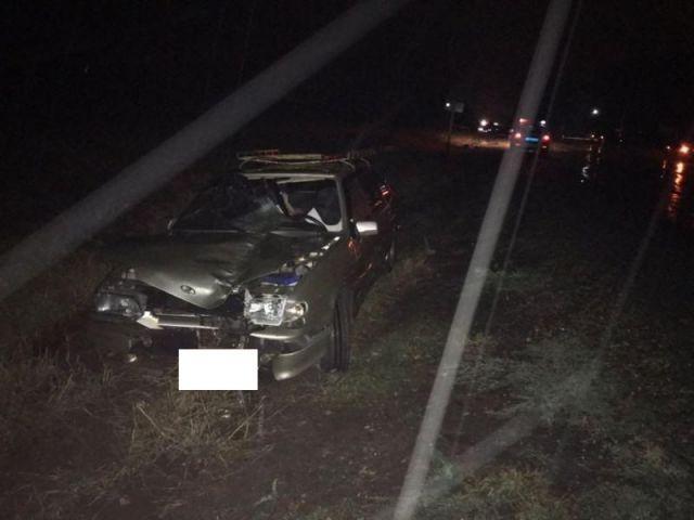 В Шпаковском районе водитель насмерть сбил пешехода