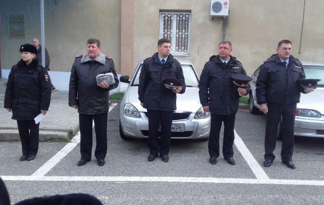 Полиция Шпаковского района присоединилась к акции «Работайте, братья!»