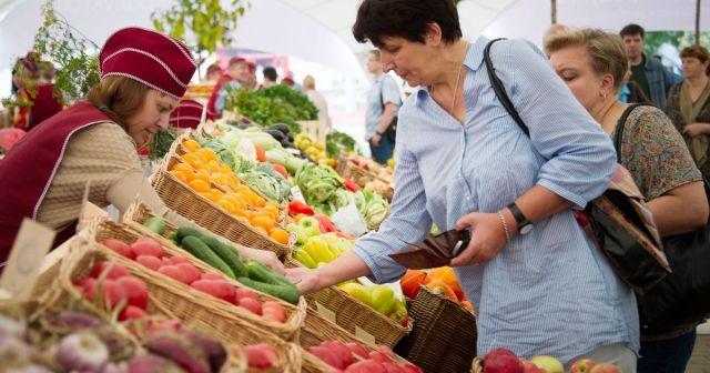 В Ставрополе 26 мая развернётся традиционная ярмарка выходного дня