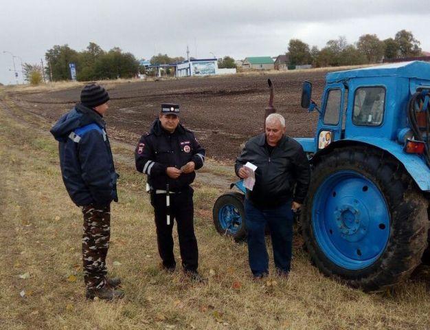 Операция «Трактор 2017» набирает обороты на Ставрополье