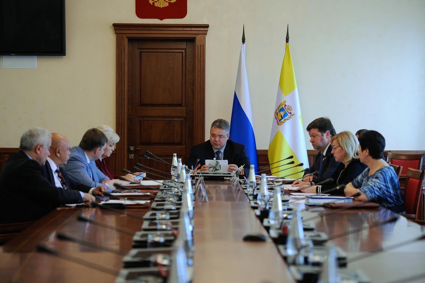Губернатор Ставрополья: Резервный фонд края будет увеличен для помощи подтопленцам