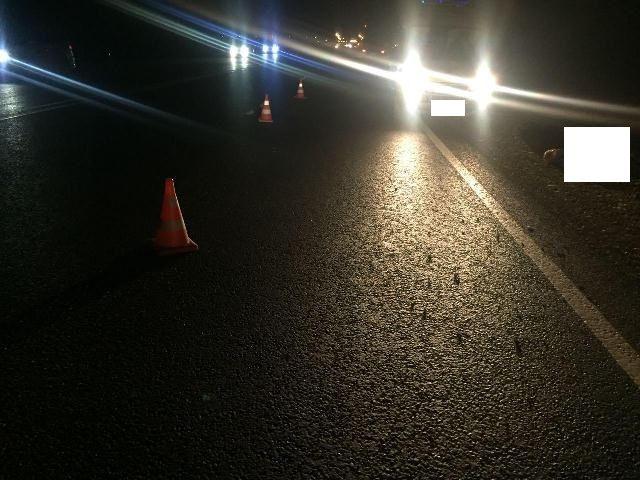 Натрассе «Кавказ» шофёр фургона сбил пешехода