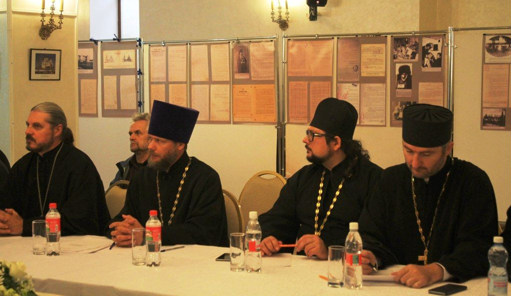 Православные миссионеры епархий ЮФО иСКФО собрались вПятигорске