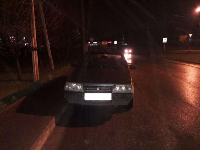 В Ставрополе водитель легковушки сбил 75-летнюю пенсионерку