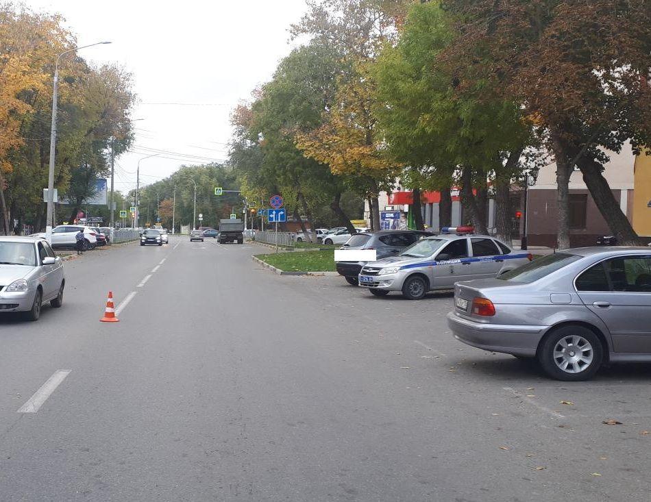 На Ставрополье водитель сбил 96-летнюю пенсионерку