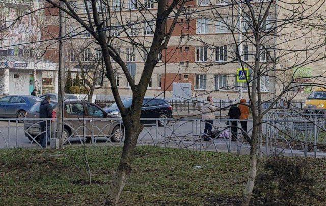 В Ставрополе водитель автомобиля «Лада» сбил пожилую женщину и попытался скрыться