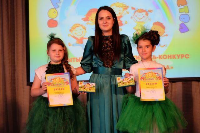 В Ставрополе состоялся фестиваль-конкурс детского творчества «Волшебная планета детства»
