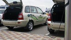 На Ставрополье ширится число станций зарядки для электромобилей