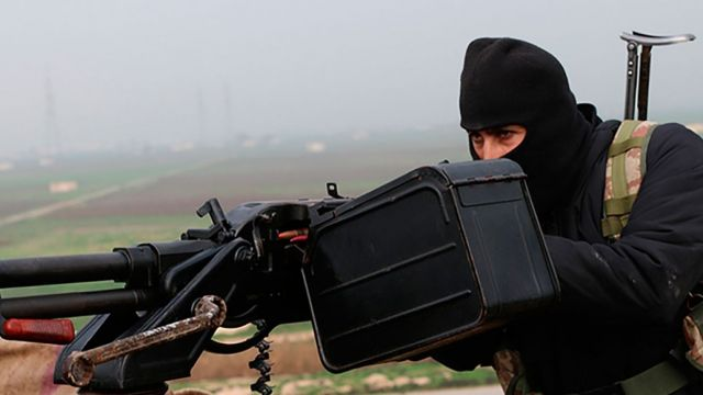 ИГИЛ взял на себя ответственность за нападение на сотрудников полиции в Нефтекумске