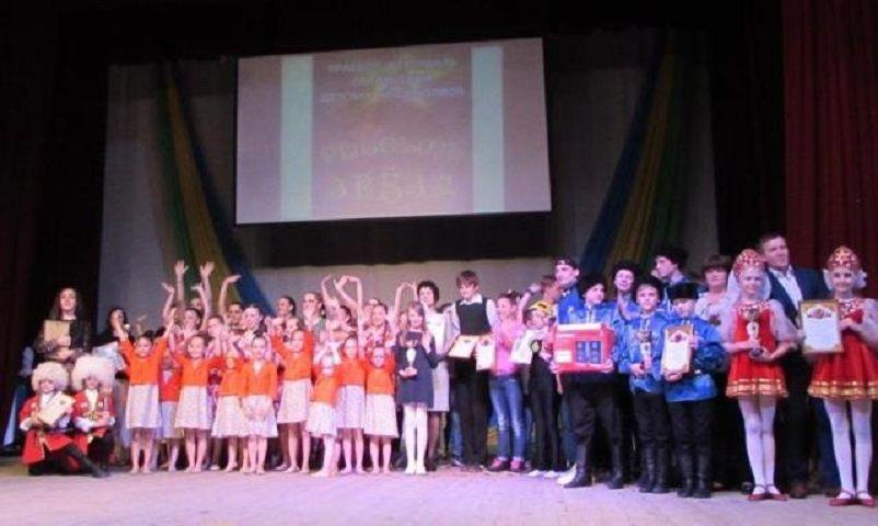 Состоялся краевой фестиваль образцовых детских коллективов Ставропольского края «Россыпь звезд»