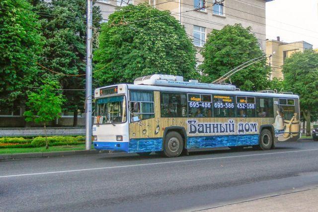 Бесплатный или льготный проезд на общественном транспорте обеспечен отдельным категориям ставропольчан