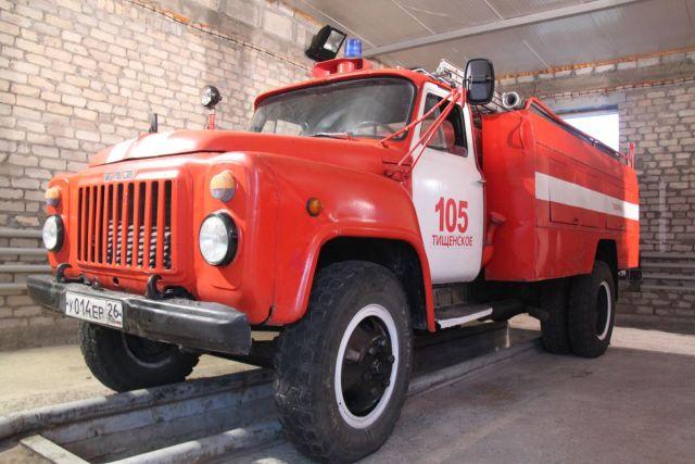 На Ставрополье из-за самодельного обогревателя загорелся дом, погиб мужчина