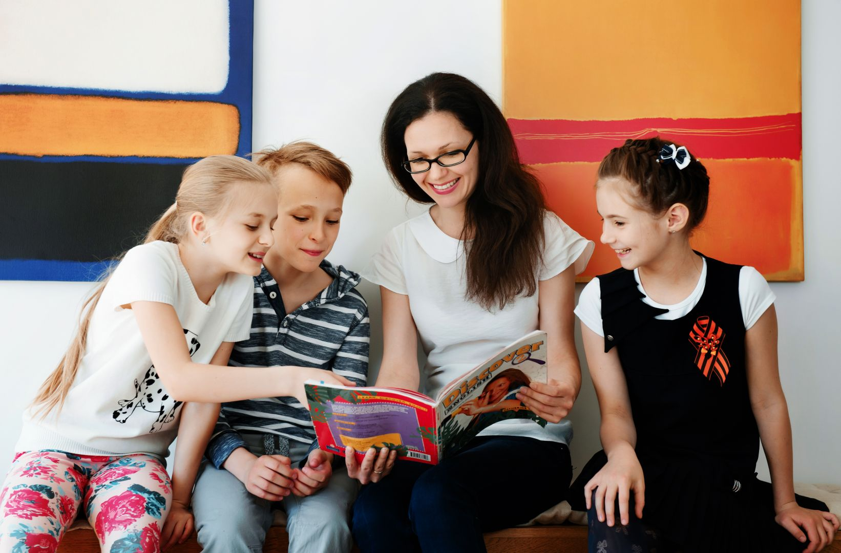 Ставропольским детям предлагают летние интенсивные программы изучения английского со скидкой 50%