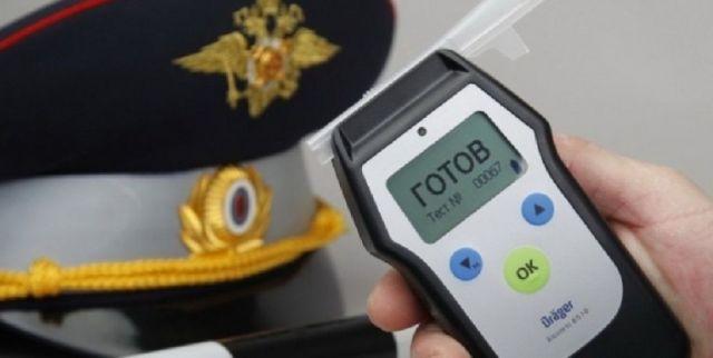 Более 250 нетрезвых водителей задержали на Ставрополье в дни празднования 23 февраля