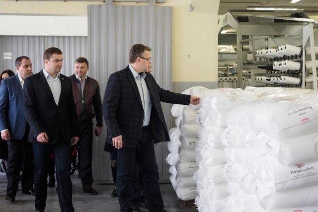 Новая промышленная мощность открыта на Ставрополье