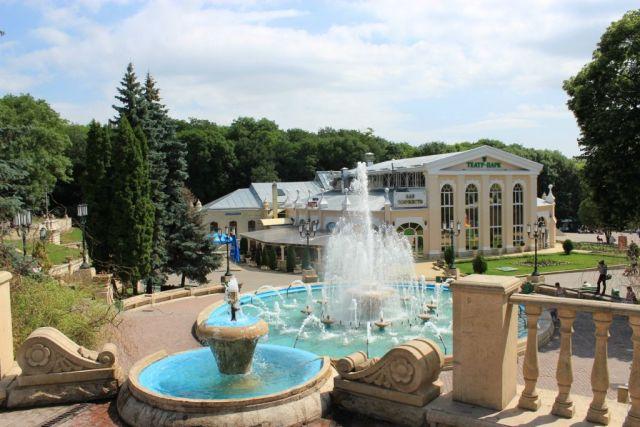 Госдума утвердила введение курортного сбора в Ставропольском крае