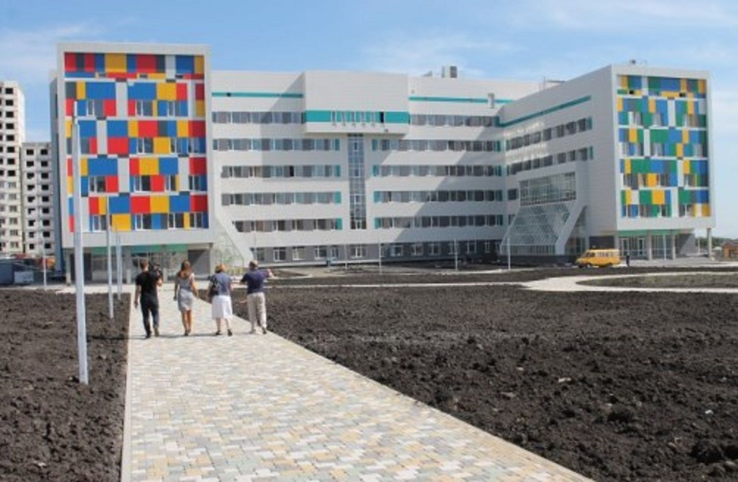 Вовтором квартале 2017 года начнет прием больных новая поликлиника вСтаврополе