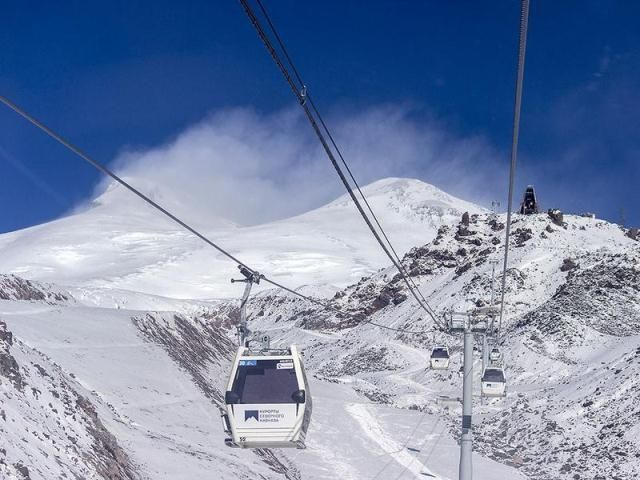 На Эльбрусе откроют канатную дорогу, не имеющую аналогов в Европе