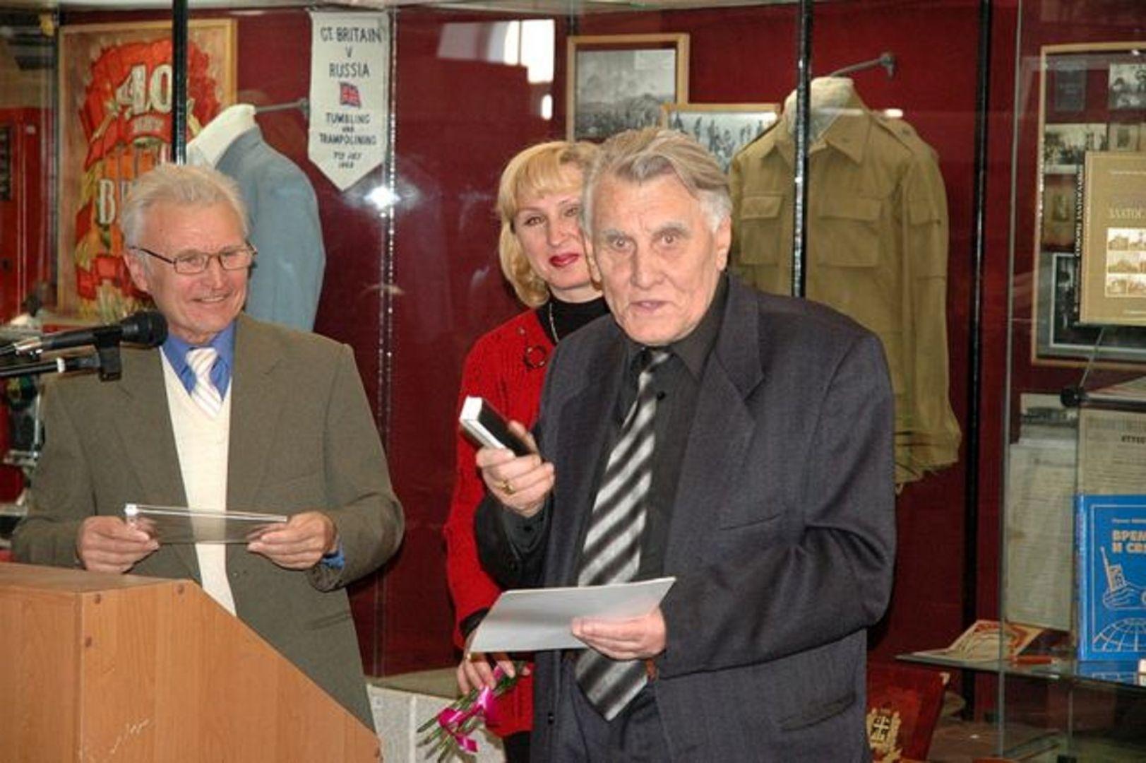 Известному ставропольскому краеведу Герману Беликову исполнилось 85 лет