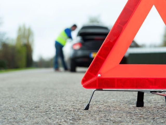 Крупная авария на выезде из Ставрополя парализовала движение