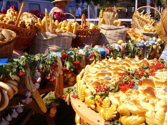 В Ставрополе 3 сентября откроется выставка-ярмарка «Хлебный спас»