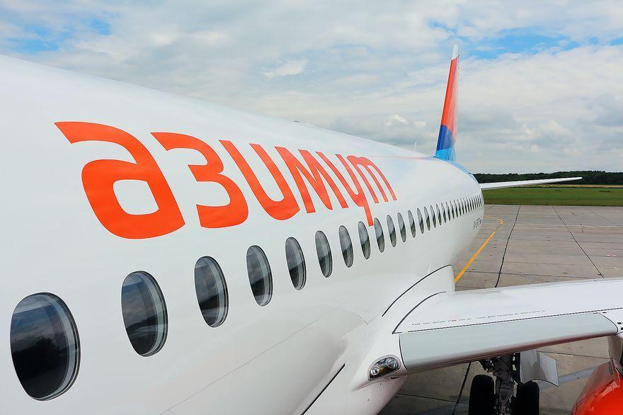 Новая авиакомпания открывает прямые рейсы из Ставрополя в Санкт-Петербург