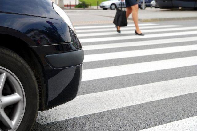 Ставропольских водителей, не пропускающих пешеходов, ждут повышенные штрафы