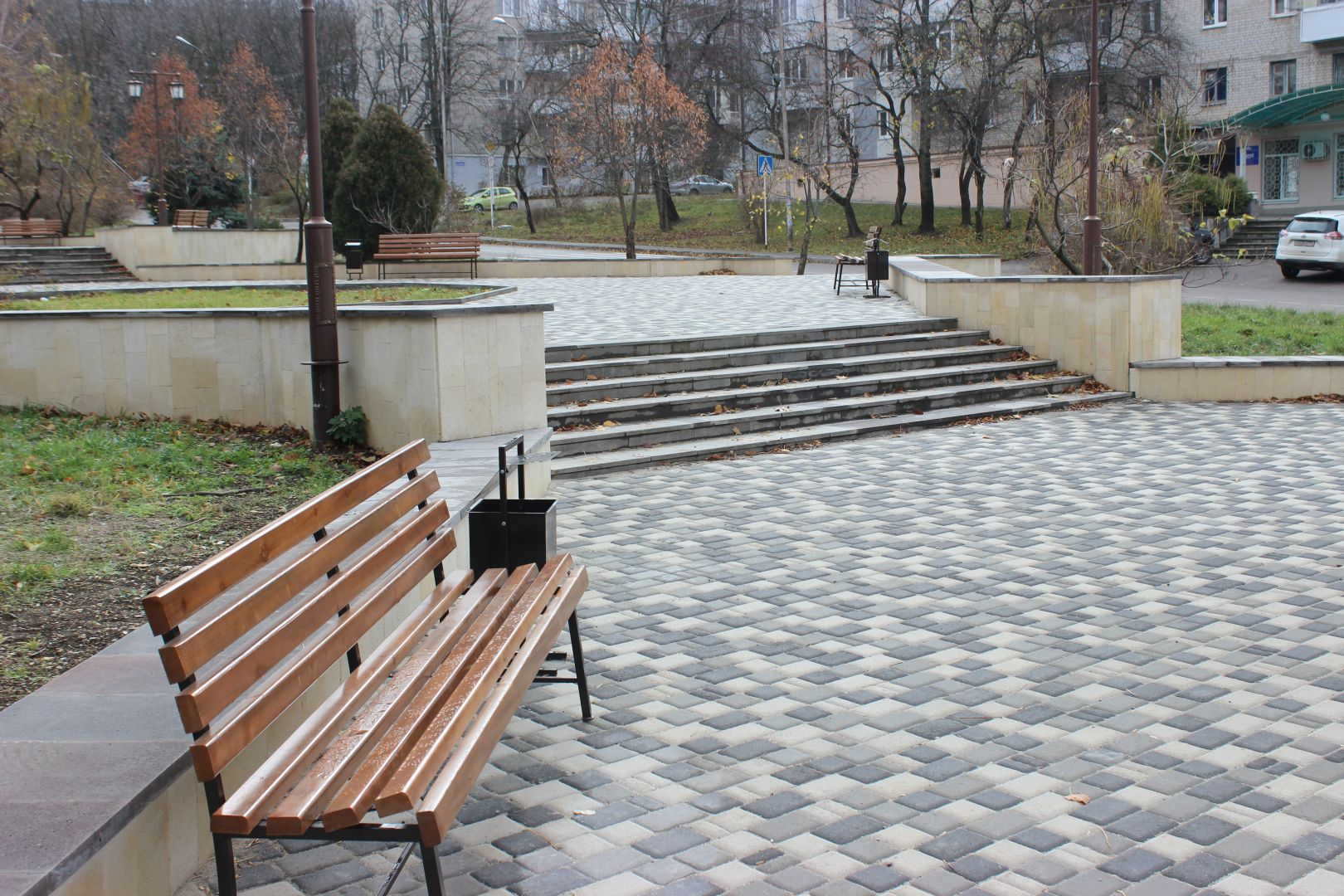 Сквер Железноводска «Аллея любви» стал лучшим вСтавропольском крае