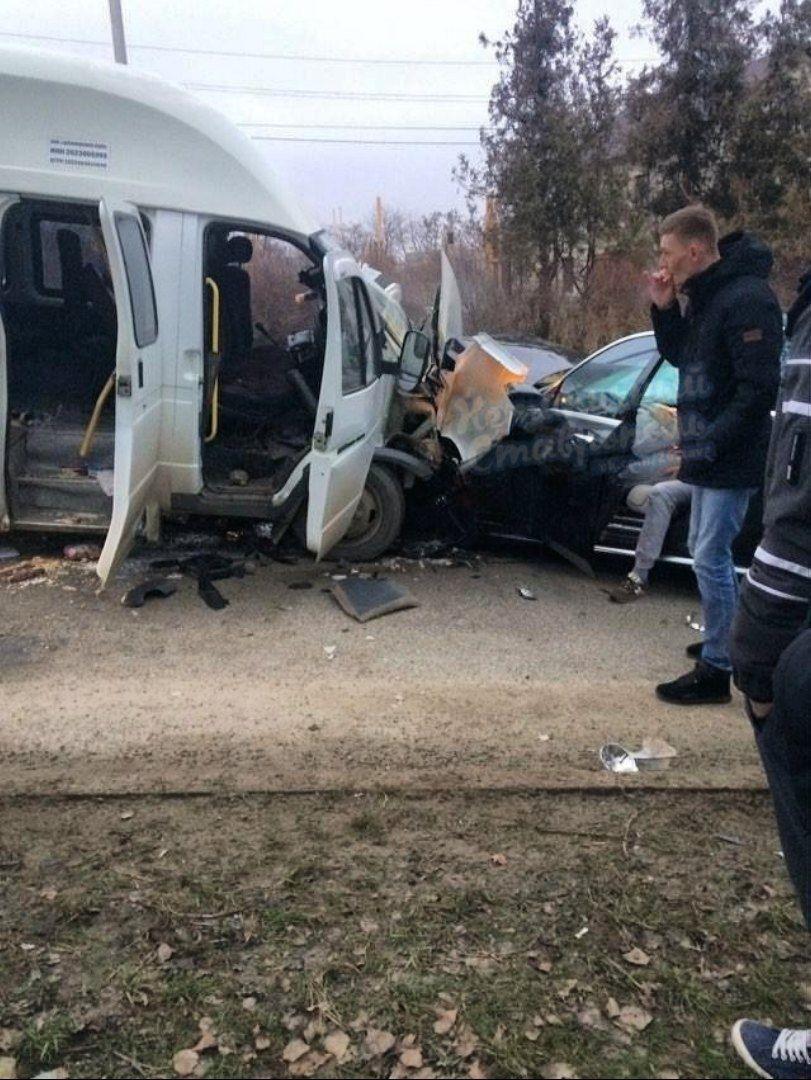 Авария 26 февраля в ставропольском краю