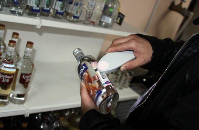 Полицейские Ставрополья провели операцию «Алкоголь-Табак»
