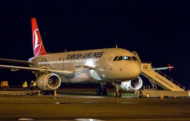 Аэропорт «Ставрополь» увеличивает количество рейсов в Стамбул