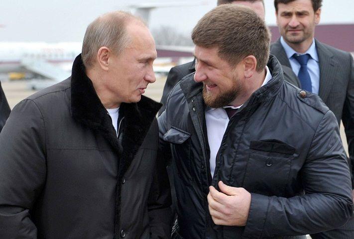 В парламенте Чечни предлагают продлить полномочия президента России